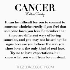Read more Cancer facts thezodiacsociety.com