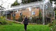 ビニールハウスのように太陽光で温まる「ぽかぽかエコハウス」(スウェーデン) | TABI LABO