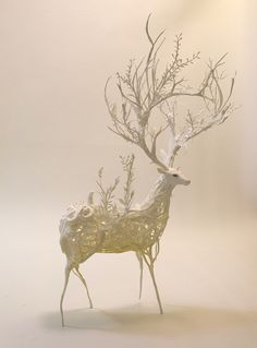 in memory of everything impermanent and beautiful II — Ellen Jewett Sculpture