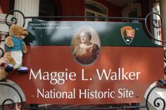 Maggie L. Walker was a champion for civil rights, economic empowerment, and education.