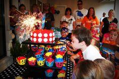 The Event Company: Superhero Birthday Party
