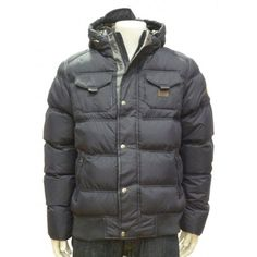 GARAGE55 G16 JACKET NAVY