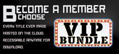 VIP BUNDLE for http://soundtrackloops.com