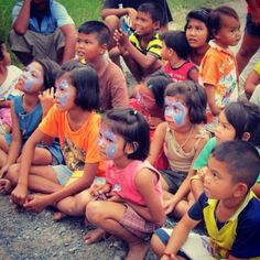 Children in Nakhon Si Thammarat