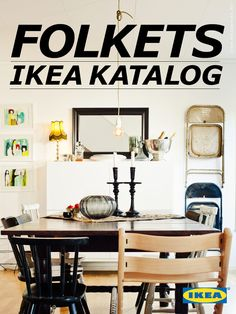 Svenska folkets IKEA katalog!