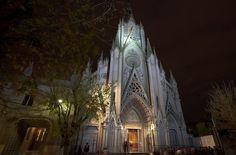 URUGUAY | Iglesia de las Carmelitas ubicada en el Prado, Montevideo