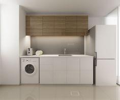 Terrasse Condominium Kitchen