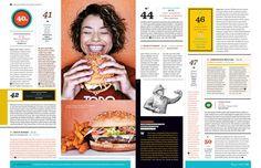 Texas Monthly / Service Features - Caleb Bennett | Magazine Design ...