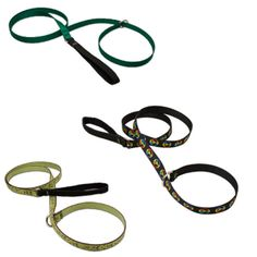 """Lupine 6 ft Slip Leads in 3/4"""" or 1"""" widths - Made in USA - Lifetime Guarantee #Lupine"""