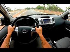 Toyota Hilux SRV Flex 4x2 2015 - POV
