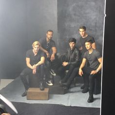 Shadowhunters TV News — toddharrismakeup: One more bts of the stunning...