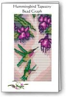 Hummingbird Tapestry Beading Pattern & Kit