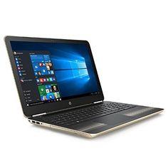 "Newest HP Pavilion 15.6"" Premium Laptop Intel i7-6500u Processor, 12GB DDR4 RAM, 1TB SSD, Wide FOV Webcam, DVD±RW, WiFi, HDMI, Windows 10, Modern-Gold. Latest Generation Skylake Intel Core i7-6500U 2.5GHz (4M Cache, up to 3.10 GHz with Turbo) Processor. 12GB DDR3L 1600 MHz For multitasking ability / 1TB SSD / Intel HD graphic 530 / Media card reader. SuperMulti DVD Burner - reads and writes to the DVD/CD; 802.11a/b/g/n/ac (Miracast enabled) with Bluetooth 4.0 / Bang & Olufsen Audio. 15.6..."