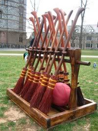 Which Broomstick - Utah Quidditch Organization: Has the links to good Quidditch broomsticks as well as instructions to make your own.