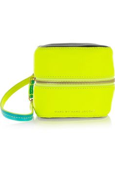 This Marc Jacobs wristlet is just too cute for words!