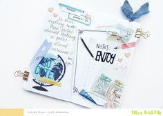 Traveler's Notebook | CTK Jameson Main Kit | Elsie Robinson