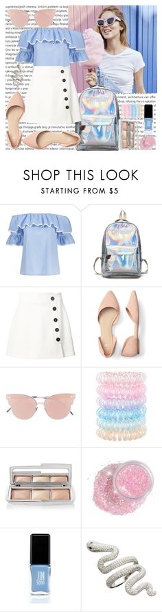 """""""kid @ heart"""" by vogue-kisses ❤ liked on Polyvore featuring Misha Nonoo, So.Ya, Accessorize, Hourglass Cosmetics and JINsoon"""