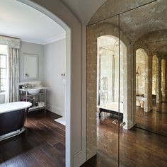 That S Out Gotham Washstand In Situ Lovely Marble Top Designed By Rus Taylor Architects