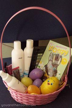 Easter basket for teenage girl - sephora finds