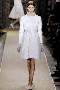 Valentino  #runway #hautecouture #style #fashion #design #pinterest