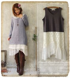Favorite | Rakuten Global Market: Long shot length inner for race long petticoat air Lee chiffon and race petticoat fs3gm who it is hung in the magic of the diagonal lei yard, and wants to put it together to the clothes that .* ゜ is various