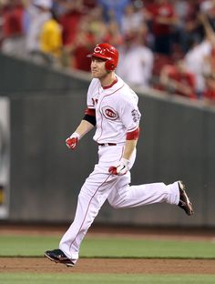 While everyone else makes a big deal of Joey Votto, i got Todd Frazier. #21. <3 :D  my number too! woo!