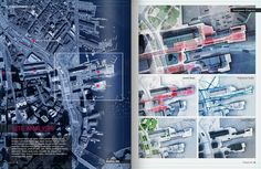 Wharf Design: Spreads | Visualizing Architecture