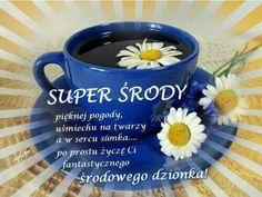 Shot Glass, Mugs, Tableware, Wednesday, Funny, Polish Sayings, Good Morning Funny, Dinnerware, Tumblers