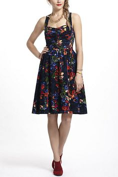 Paca Halter Dress #anthropologie