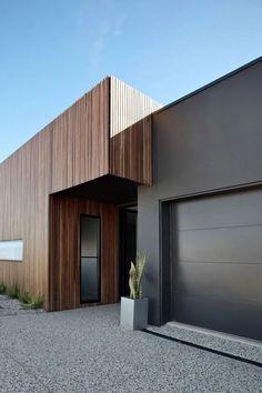 56 contemporary house designs siding that look extraordinary 12 » Decorinspiration #housedesign #contemporaryhousedesign #housedesignideas