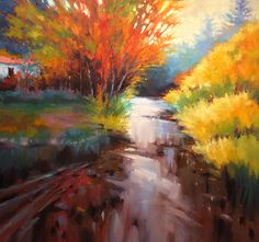 Marla Baggetta Pastel Paintings & Art Workshops | Oils