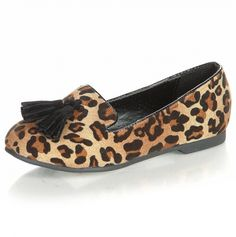 Leopard Loafer with Tassel. Just bought... couldn't help myself :-)