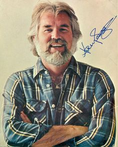 Kenny Rogers:  Another one of Mom's favorites.  I brough her to see him three times at the Cape Cod Melody Tent.
