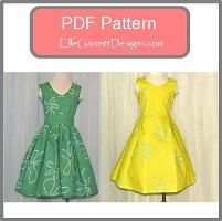 Joy and Disgust Dress Size 7-10