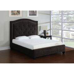 Storm Wood Slat Platform Bed | Overstock.com Shopping - The Best Deals on Beds