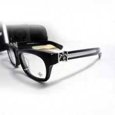 Chrome Hearts メガネフレーム クロムハーツ新作眼鏡フレーム SPLAT BK [CH726] - $205.00 : www.chromeheartsinjapan.com