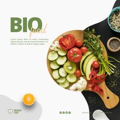 Nutrition is the key to overall good health and it is essential for us to look,think, and perform at our best. Organic Recipes, Indian Food Recipes, Healthy Recipes, Bio Food, Food Truck Festival, Food Banner, Banner Template, Food Template, Templates
