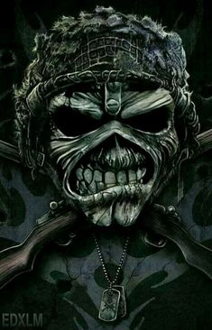 Iron maiden-A Matter of Life And Death Arte Heavy Metal, Heavy Metal Bands, Dark Fantasy Art, Dark Art, Iron Maiden Band, Eddie Iron Maiden, Iron Maiden Mascot, Iron Maiden Albums, Iron Maiden Posters