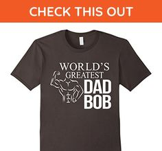 Mens World's Greatest Dad Bod Father's Day T-Shirt Small Asphalt - Relatives and family shirts (*Amazon Partner-Link)