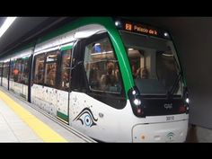 Subway in Malaga, Andalucia, Costa del Sol, Spain Many, Many thanks for likes and subscription! :) Malaga Subway (Malaga city Metro). Opening the light metro network in Malaga - first day 30 July