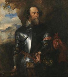Anthony van Dyck - The Count Hendrik van den Bergh