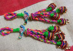 Handmade Bell Tassels Woolen Tassels Camel Swag by uDazzleSupplies