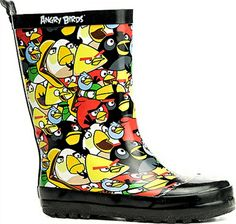Angry Birds, Kumisaappaat. 13,93 €. Koko 33. Tai muut kivat kumpparit.