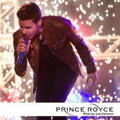 Prince Royce in Puerto Rico