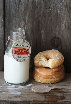 Homemade Donuts - Donuts caseros