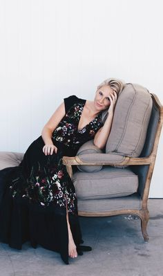 Spring dresses & daybeds with The Cherry Shop & Abide Interiors    Sunshine Coast blogger Caley La Morna Blog
