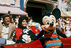 The final photo of Annette in our archive was taken in 1996 alongside her longtime co-star, Frankie Avalon, during a special cavalcade on Main Street, U.S.A. Every photo of this Disney Legend seems to capture her grace, her talent, her warmth and her kindness – all the qualities which make it easy to understand what caught the eye of Walt Disney during that amateur program nearly six decades ago.