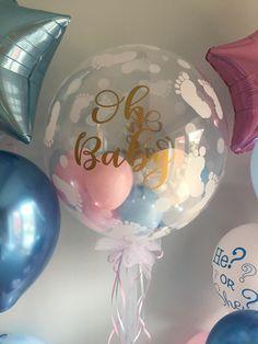 Baby Shower Balloons, Wine Glass, Globe, Tableware, Balloon, Dinnerware, Dishes, Serveware, Wine Bottles