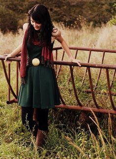 Conifer What It's Worth Dress-- Modcloth