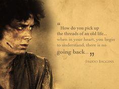 Incredible! Love LOTR and Hobbit? Visit us: TheGreatEye.com #BilboBaggins #lordoftherings
